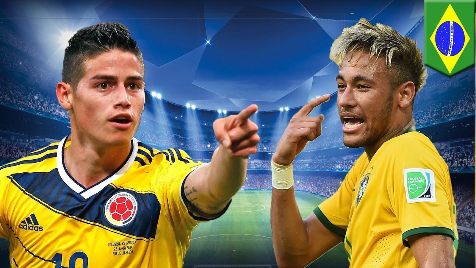نتيجة مباراة البرازيل وكولمبيا بتاريخ 07-09-2019 مباراة ودية