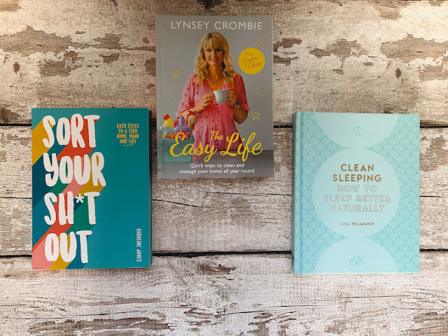 Healthy lifestyle healthy mind book bundle giveaway