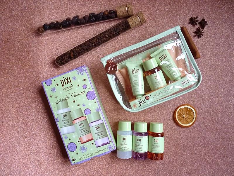 Kosmetyczne prezenty na ostatnią chwilę Pixi