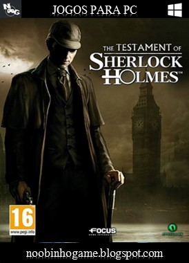 Download The Testament of Sherlock Holmes PC