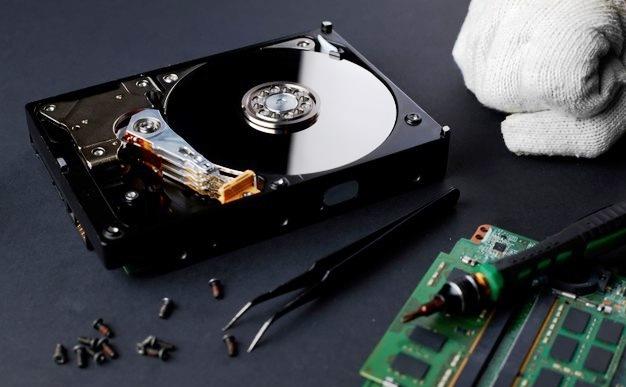 Cara Cek Hard Disk