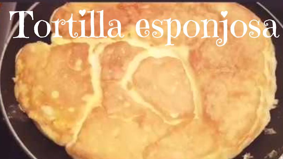 como hacer tortilla francesa esponjosa