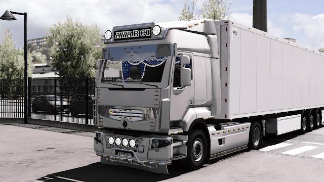 Euro Truck Simulator 2 Renault Premium