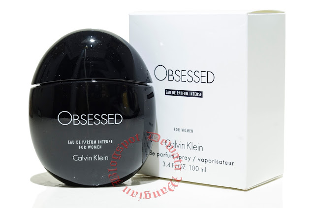 CK Obsessed Intense For Women Tester Perfume