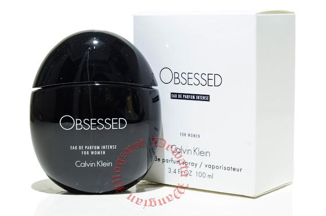 CK Obsessed Intense For Women Tester Perfume
