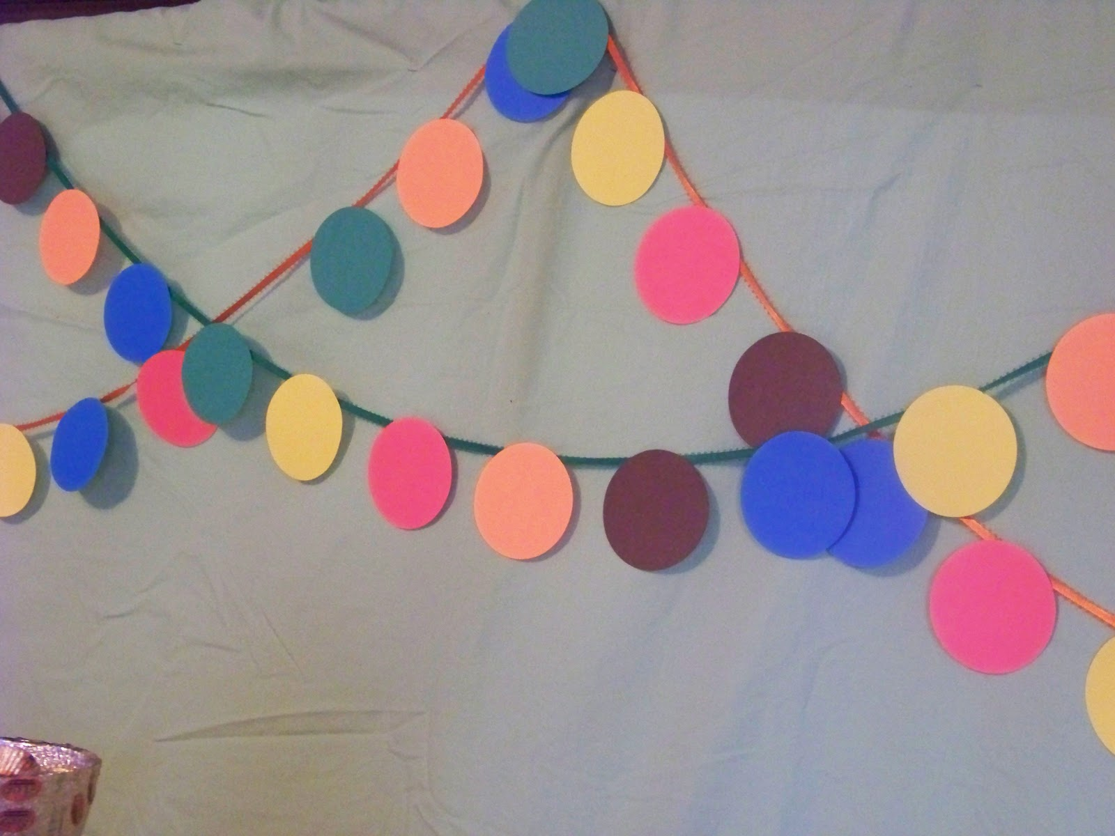 M Amp M Candy Dots Chocolate Birthday Party Everyday Parties