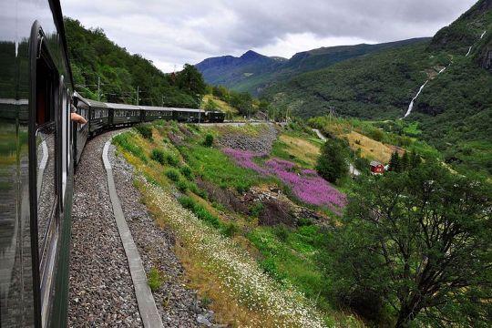 Flåm Line, Norwegia