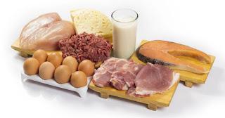 ما هي الأطعمة التي تحتوي على البروتينات؟