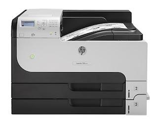 HP LaserJet Enterprise 700 Printer M712n Driver, Review