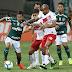 Copa do Brasil: Palmeiras e Internacional se enfrentam em São Paulo, enquanto Athletico e Flamengo se encontram em Curitiba
