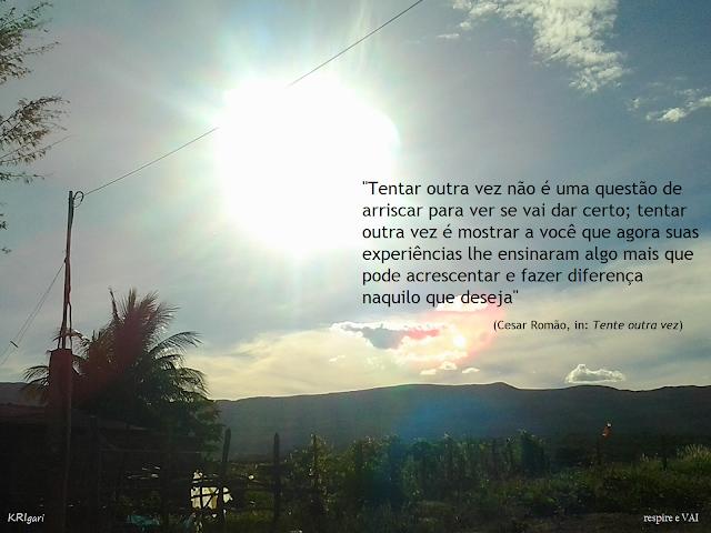 Foto particular - KRI: foto tirada na Bahia