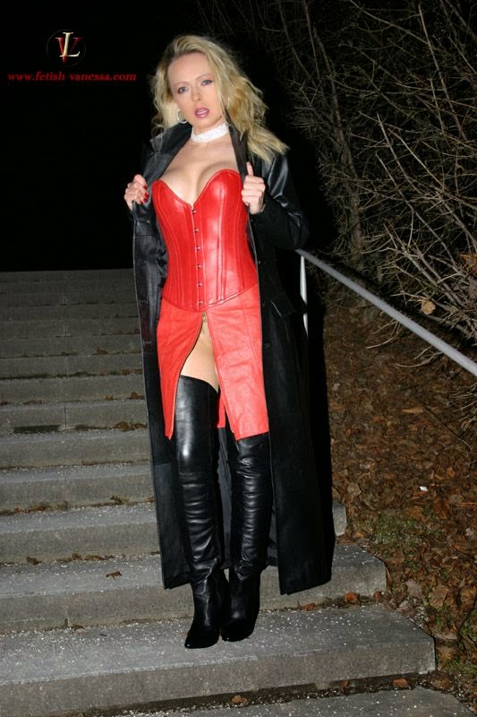 Fetish Latex  Rubber Lady Vanessa Part 1  50 Photo-8910