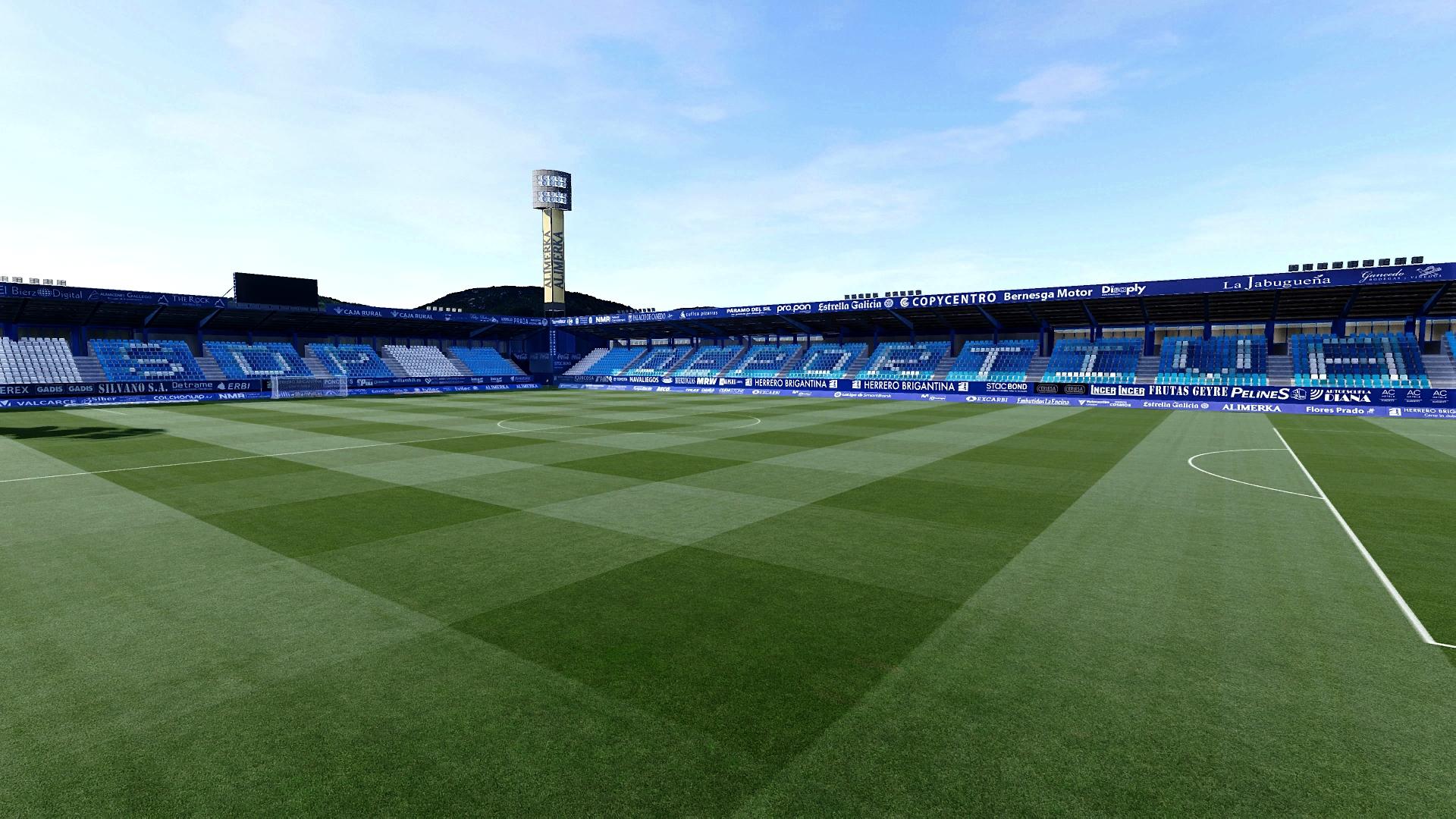 PES 2021 Estadio El Toralín (SD Ponferradina)