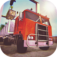 Trucks And Cranes Mod Apk