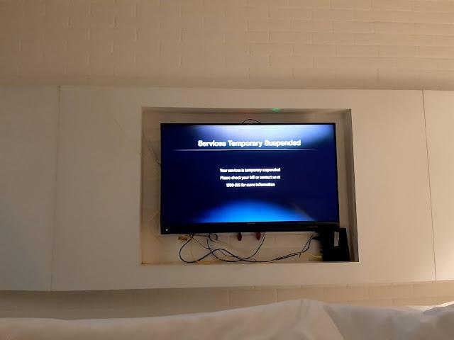 TV kabel fika rooms