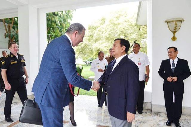 Hadiri ADMM Plus, Prabowo Akan Bertemu Menhan ASEAN Termasuk AS dan China