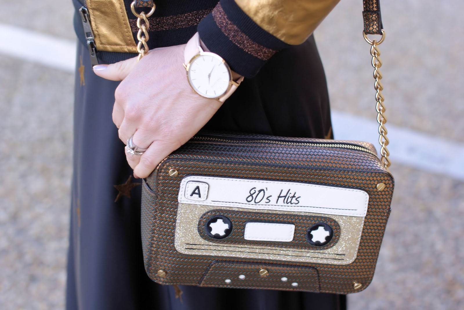 The 5th SOHO watch on Fashion and Cookies fashion blog, fashion blogger styl