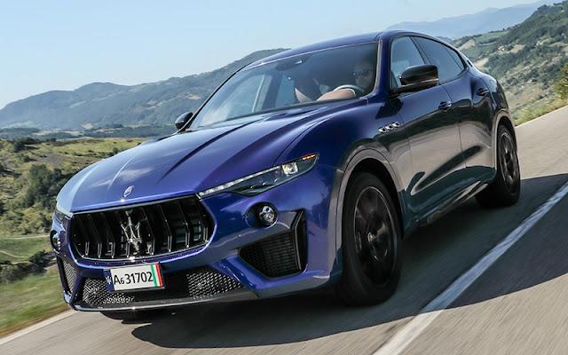 Maserati Levante là dòng xe chiến lược của Maserati