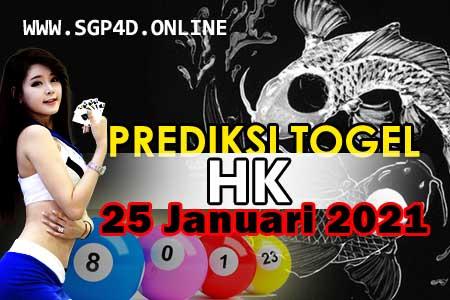 Prediksi Togel HK 25 Januari 2021