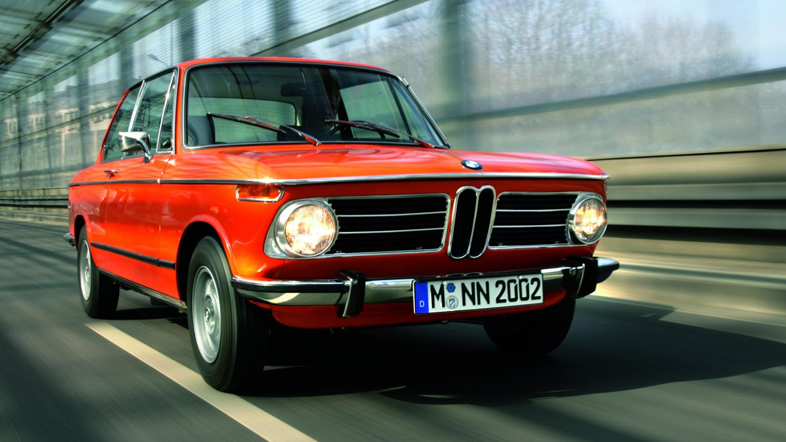 1962-1967 BMW 2002