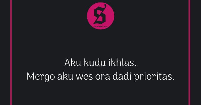 Ucapan Natal Bahasa Jawa Whatsapp  Ucapan Lebaran Dalam Bahasa Jawa Sebagai Permintaan Maaf ...