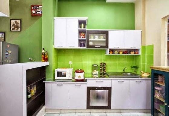 Contoh Desain Dapur Minimalis 3x3