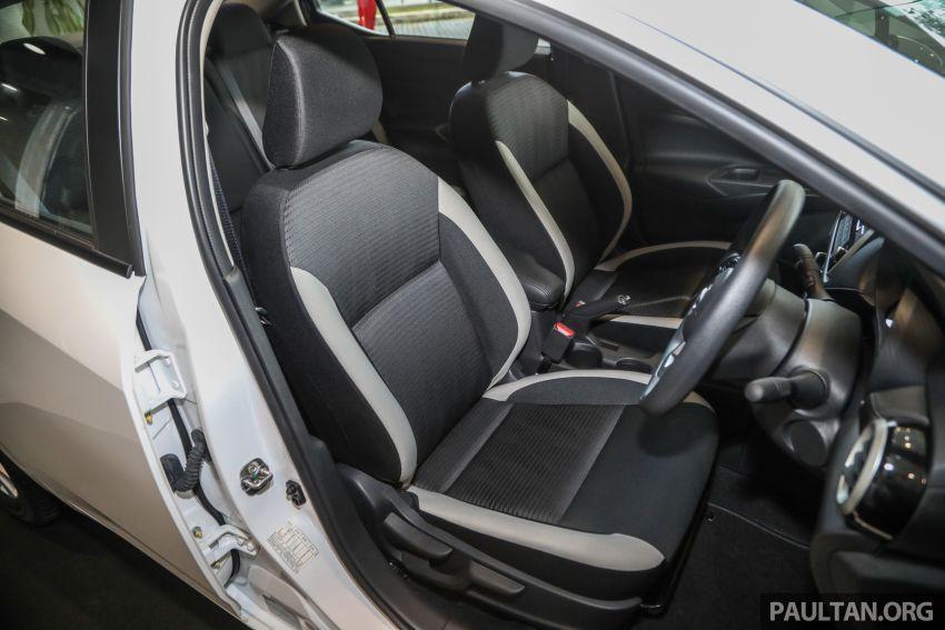 Gambar Ruang Dalaman Nissan Almera 2020 Turbo