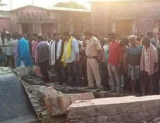 school-wall-colapsed-six-student-died-bihar