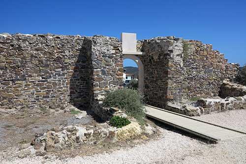 Fortaleza da Arrifana, Aljezur, Algarve, Portugal.