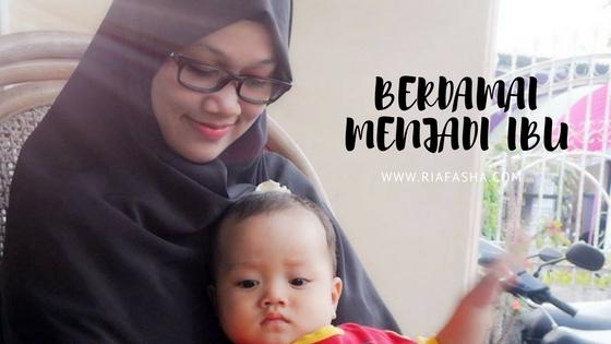 berdamai menjadi ibu tidak mudah