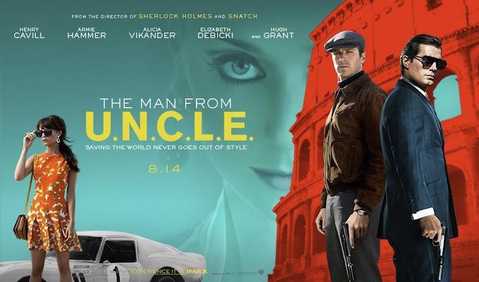 Crítica de Operación U.N.C.L.E., Guy Ritchie a lo James Bond