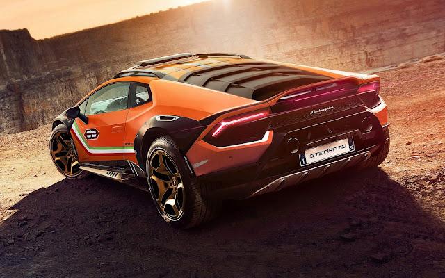 Lamborghini Huracán Steratto