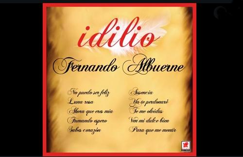 Ausencia   Fernando Albuerne Lyrics
