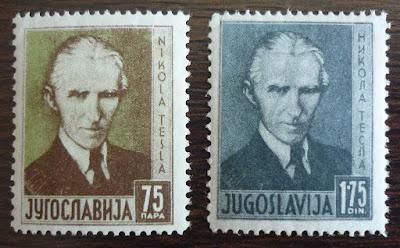 Yugoslavia Nikola Tesla
