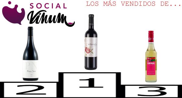 Los vinos más vendidos de @SocialVinum