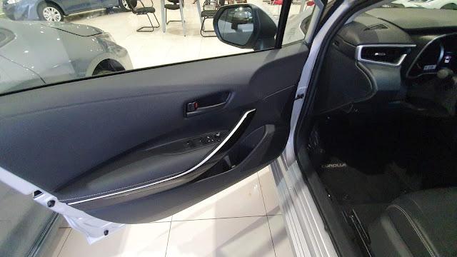 Novo Corolla 2020 lançado nas concessionárias - Brasil