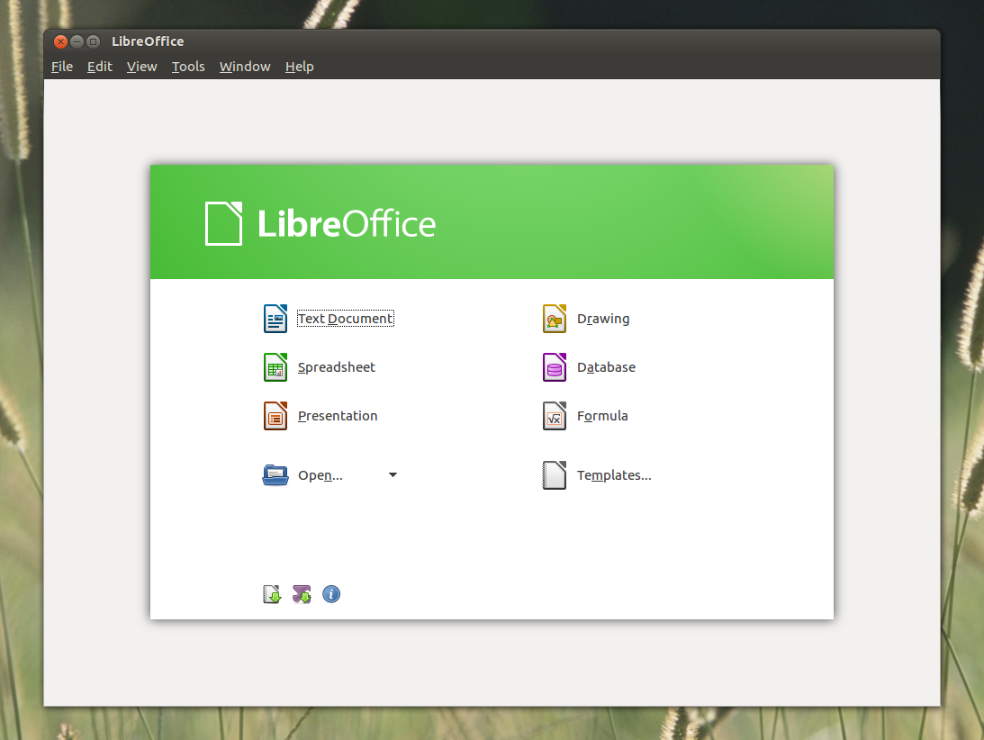 LibreOffice 3 6 Available For Download ~ Web Upd8: Ubuntu