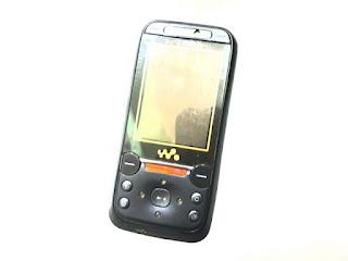 Hape Jadul Sony Ericsson W850 W850i Seken Normal Kolektor Item