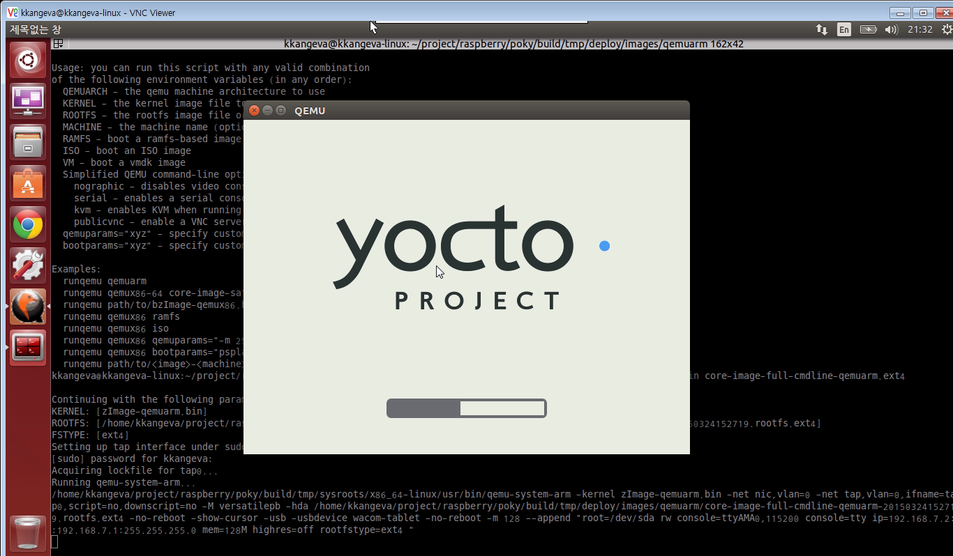 Raspberry Pi 2 로 임베디드 개발환경 구축하기#3] Yocto 프로젝트