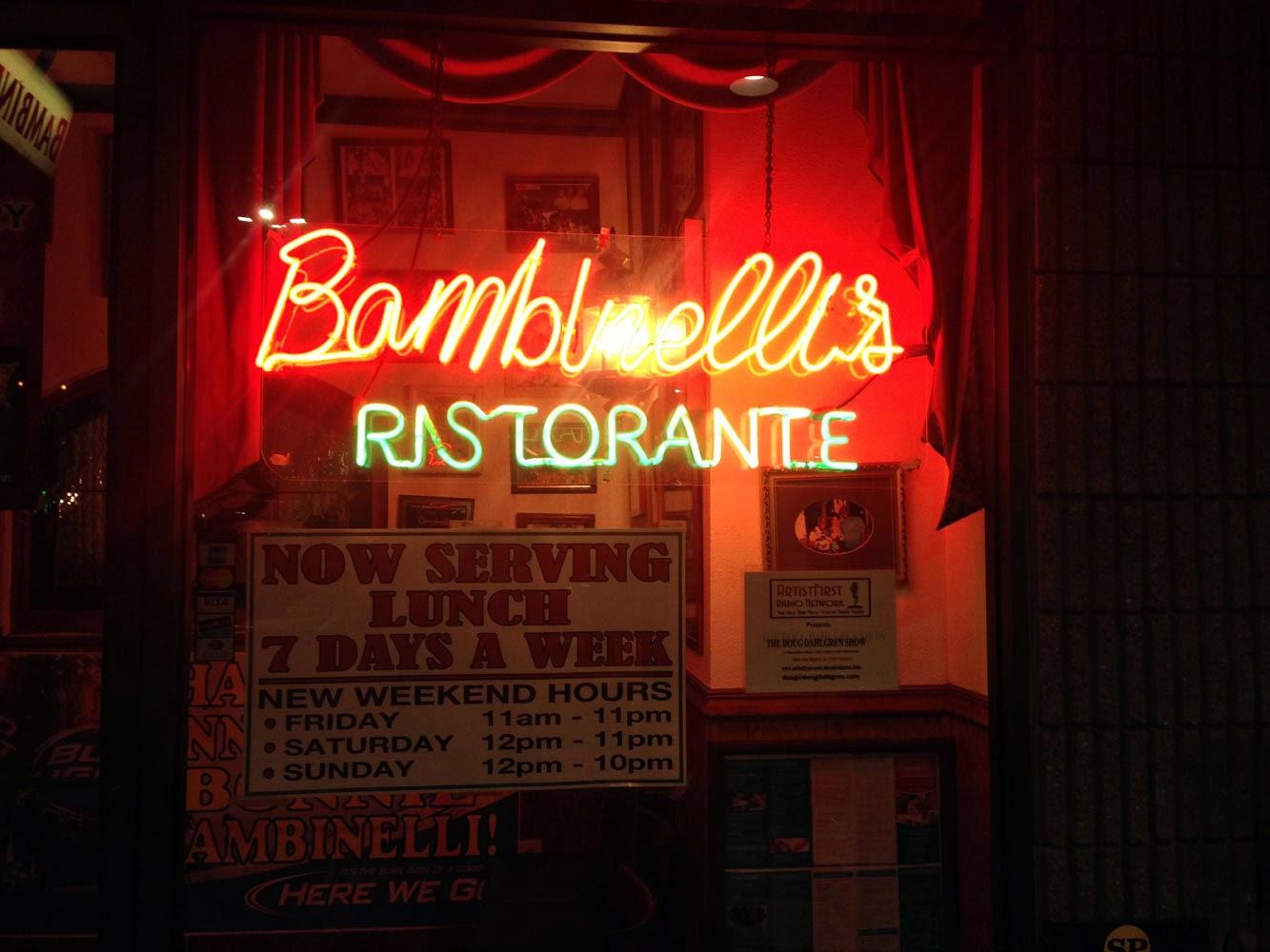 Bambinelli S Italian Restaurant Northlake