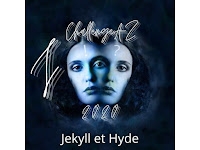 Lettre J pour Jekyll et Hydu ChallengeAZ 2020 Catherine Livet