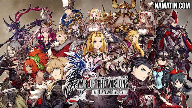 War of the Visions Final Fantasy Brave Exvius PC