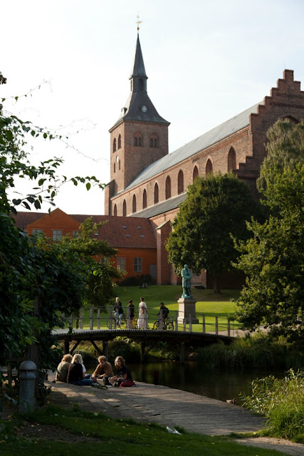 Catedral de São Canuto, Odense, Dinamarca