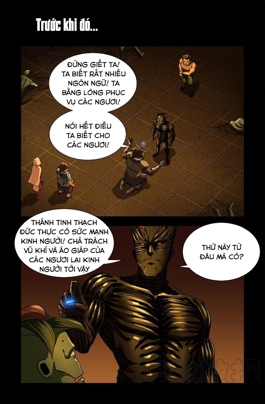 Huyết Ma Nhân Chapter 553 - TC Truyện