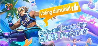 Event vote ml kompetisi desain skin mlbb