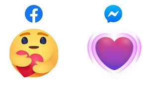 Preview Emote Peduli di Facebook