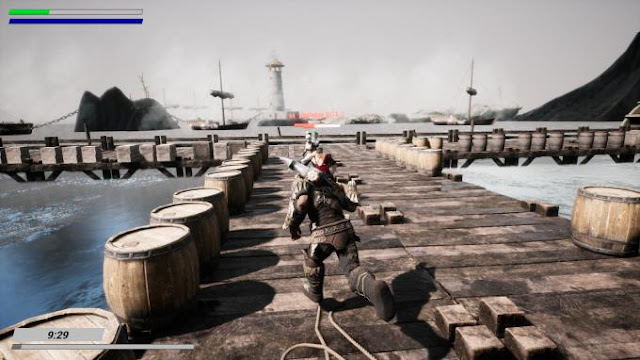 Nerepis is a game adventure that will test and improve your personal combat skills.