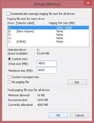 Kali ini saya akan menunjukkan tips cara Mempercepat Dan Mengoptimalkan Kinerja Komputer Da Cara Mempercepat Dan Mengoptimalkan Kinerja Komputer Dan Laptop