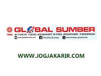 Lowongan Kerja Dealer Yamaha Global Sumber Lulusan SMA SMK di Kodya, Sleman & Bantul