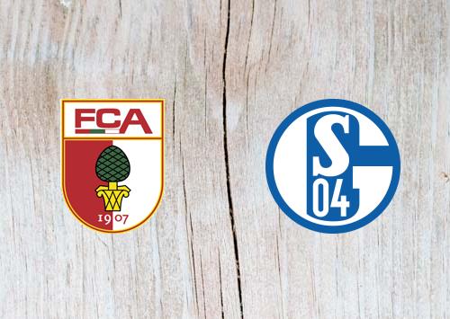 Augsburg vs Schalke 04 - Highlights 15 December 2018